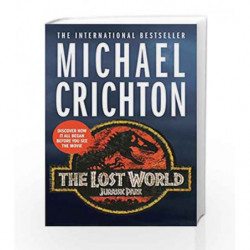 The Lost World by Crichton, Michael Book-9781784752231
