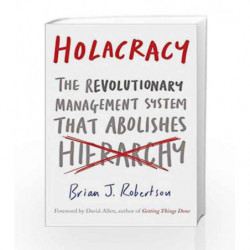 Holacracy by Brian Robertson Book-9780241205853