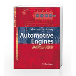 AUTOMOTIVE ENGINES by STOTSKY Book-9788132209768