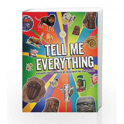 Tell Me Everything (Tell Me Series) by J M Sertori Book-9780753728017