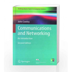 Communications And Networking by Cowley Book-9788132231561