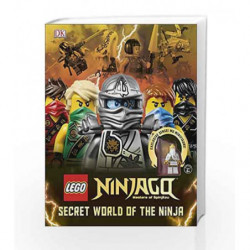 Lego Ninjago: The Path of the Ninja by Beth Landis Hester and Catherine Saunders Book-9781409352624