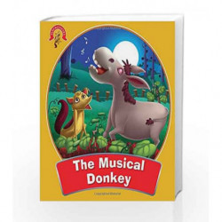 The Musical Donkey: Panchatantra Stories by NA Book-9789384119997