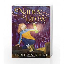 The Clue at Black Creek Farm (Nancy Drew Diaries) by Carolyn Keene Book-9781481429399