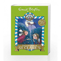 Summer Term at St Clare's: Book 3 by Enid Blyton Book-9781444930016
