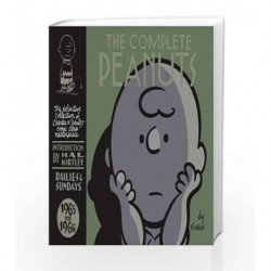 The Complete Peanuts 1965-1966: Volume 8 by Charles M. Schulz Book-9781847678157