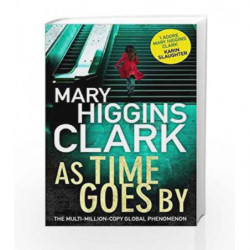 As Time Goes By by Mary Higgins Clark Book-9781471154157