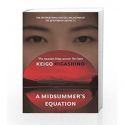 A Midsummer's Equation by Keigo Higashino Book-9780349142319
