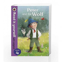 Read It Yourself with Ladybird Peter and the Wolf (mini Hc): Level 4 by Ladybird Book-9780723280682