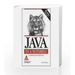 Java In A Nutshell, 5/E (Covers Java 5.0) by Flanagan Book-9788173661068