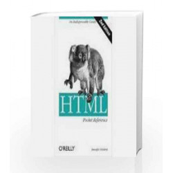 Html Pocket Reference by Niederst Book-9788173662478