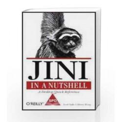 Jini in a Nutshell by Scott Oaks Book-9788173662508