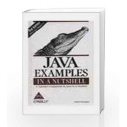 Java Examples In A Nutshell by Flanagan Book-9788173662843