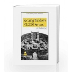 Securing Windows NT/2000 Servers For The Internet by Stefan Norberg Book-9788173663260