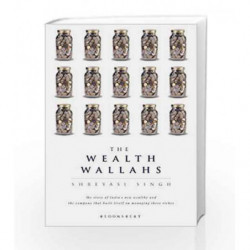 The Wealth Wallahs by Shreyasi Singh Book-9789386141163