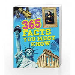 365 Facts You Must Know by NA Book-9789384225339