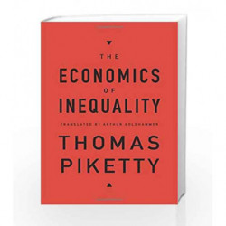 The Economics of Inequality by Thomas Piketty Book-9780674504806