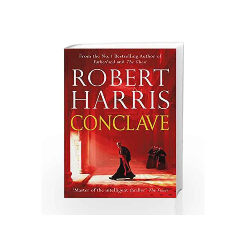 Conclave (Tpb Export) by Robert Harris Book-9780091959173