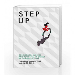 Step Up by Phanella Mayall Fine Book-9781785040528
