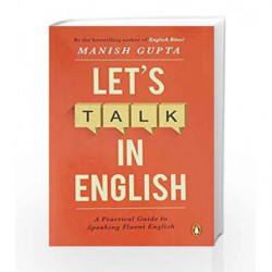 Let's Talk in English by Manish Gupta Book-9780143425908