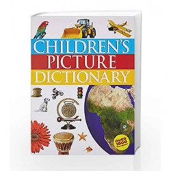 Children                  s Picture Dictionary by Om Books Book-9789384119447