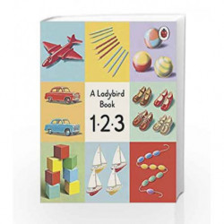 A Ladybird Book: 123: A vintage gift edition by LADYBIRD Book-9780241289662
