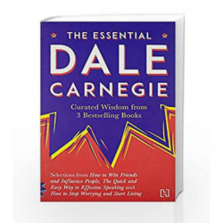 The Essential Dale Carnegie: Curated Wisdom from 3 Bestselling Books by CARNEGIE DALE Book-9789351951568