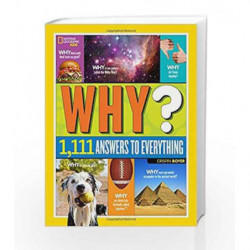 National Geographic Kids Why? (Fun Facts) by Boyer Crispin Book-9781426320965