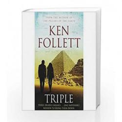 Triple by Ken Follett Book-9781447293569