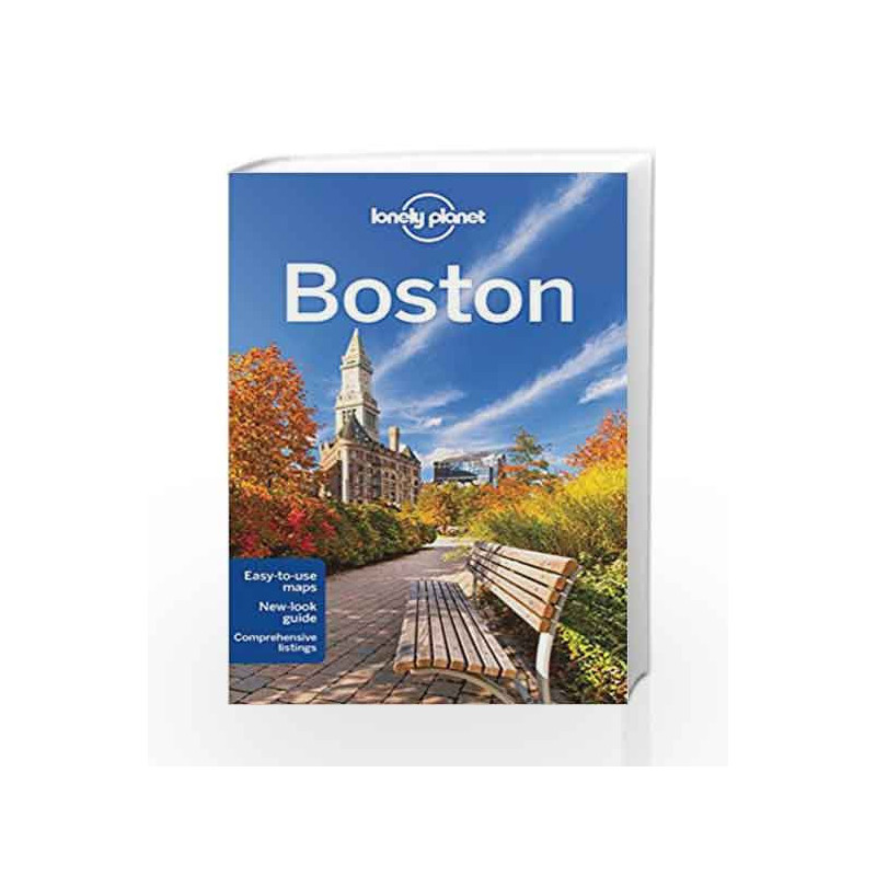 lonely planet boston travel guide by lonely planet and mara rh madrasshoppe com Washington DC at Night Tourist Guidebooks