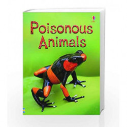 Poisonous Animals (Beginners Series) by Emily Bone Book-9781409581581
