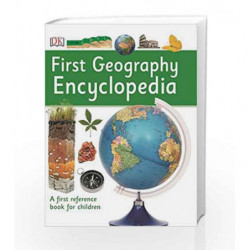 First Geography Encyclopaedia by DK Book-9780241293447