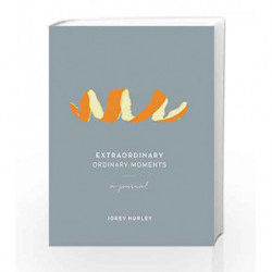Extraordinary Ordinary Moments: A Journal by Jorey Hurley Book-9780553459463