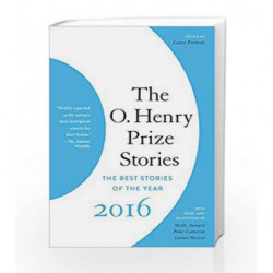 The O. Henry Prize Stories 2016 by FURMAN LAURA Book-9781101971116