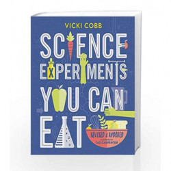 Science Experiments You Can Eat by Vicki Cobb Book-9780062377296