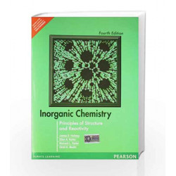 Inorganic Chemistry: Principles of Structure and Reactivity, 1e by Huheey / Medhi Book-9788177581300