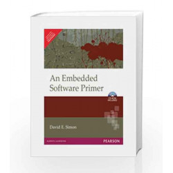 An Embedded Software Primer, 1e by SIMON Book-9788177581546