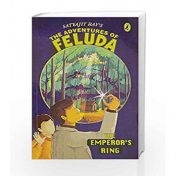 The Adventure of Feluda : The Emperors Ring by Satyajit Ray/Gopa Majumdar (Tr.) Book-9780143334248