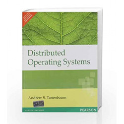 Distributed Operating Systems, 1e by Tanenbaum Book-9788177581799