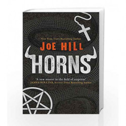 Horns by Joe Hill Book-9780575099999