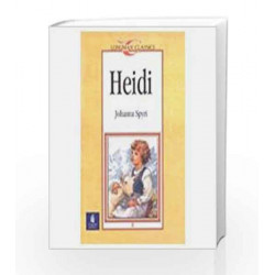 LC: Heidi by Johanna Spyri Book-9788177582208