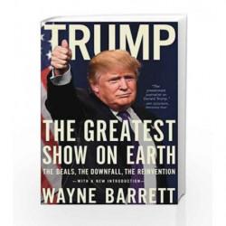 Trump by Wayne Barrett Book-9781682450796