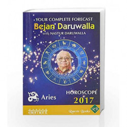 Your Complete Forecast 2017 Horoscope ARIES by Bejan Daruwalla Book-9789352642267