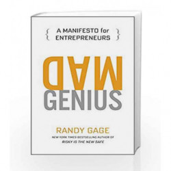 Mad Genius by GAGE, RANDY Book-9780399175565