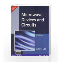 Microwave Devices and Circuits, 3e by LIAO Book-9788177583533