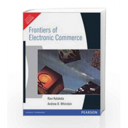 Frontiers of Electronic Commerce, 1e by KALAKOTA Book-9788177583922