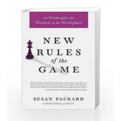 New Rules of  the Game by Susan Packard Book-9780735205383