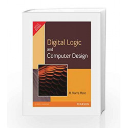Digital Logic and Computer Design (Old Edition) by  Book-9788177584097