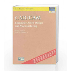 CAD/CAM by M. Groover Book-9788177584165