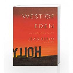 West of Eden by Jean Stein Book-9780224102469